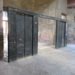 Wooden Partition House, Herculaneum