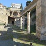 Gymnasium at Herculaneum