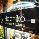 Amazing nights start at Hachikō