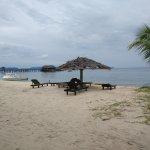 Foto de Scuba Junkie Mabul Beach Resort
