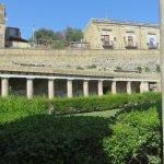 Argos House on boundary at Herculaneum