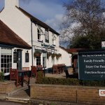 Our lovely pub.