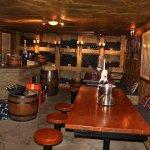 Pango Wine Cellar for Pre-dinner drinks.
