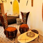 African Junior Suite - Suite Junior Africaine