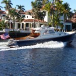 Luxury  36' Hinckley boat charters available
