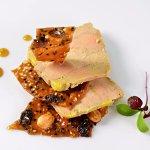 foie gras aux fruits du braconnier