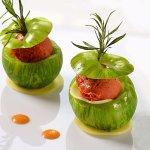 déclinaison  autour de la tomate