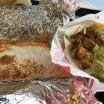 Mini Chicken Quesadilla and Skimpy Potato Roll-Up