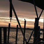 Sunrise at Cabbage Key Dock