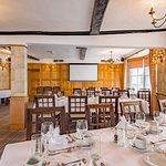 Function room available for weddings and corporate events