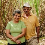 Doña Flor and Don Ormidas welcome you to their home in the rainforest, where they live.