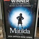 Photo of Matilda the Musical
