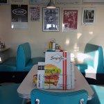 Bild från Surfer Joe Diner Livorno