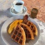 sweet breakfast day