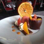 Somptueux dessert