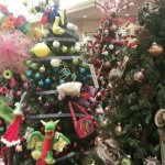 Festival of Trees sponsored by the Junior League of the Great Lakes Bay Area