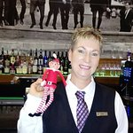 Our elf Chester had a lovely time visiting the hard days night hotel. Thanks for looking after h