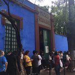 Photo of Frida Kahlo Museum