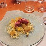 Good value Bistro food inside the wonderful Guggenheim offering reasonable set menu & matching w
