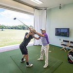 The all new golf learning center