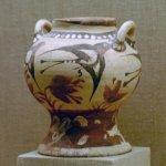 Neolithic ceramics, 20-18 century. BC. (Akrotiri)