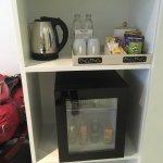 Minibar in Room