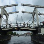 """Magers Brug"" aka The Skinny Bridge: Photo #2 : Closeup of Photo 1"