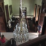 Chandelier and Foyer