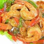 Garlic Tiger Shrimp