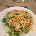 Green Papaya Salad Recommended