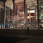 Metropolitan opera inside and out just awesome