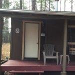 View of Satan's Den aka Cabin 3
