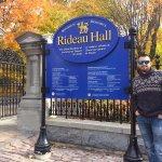 Ingreso Rideau Hall