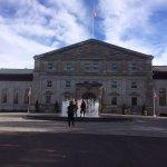 Residencia del monarca y gobernador canadiense