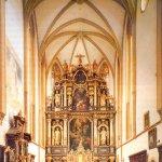 Die Pfarrkirche von Bad St. Leonhard - die Leonhardikirche eine der schönsten gotischen Kirchen