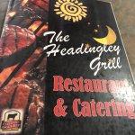 Menu cover, Headingley Grill 180 Bridge Rd | Headingly, Headingley, Manitoba