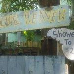 Interesting option at Blue Heaven