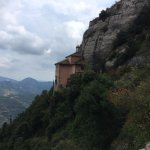 Montserrat: Stations of the Rosary walk - takes you to this little church.