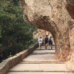Montserrat: Stations of the Rosary walk
