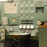 Control Room of the B Reactor
