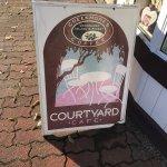 Bilde fra Courtyard Cafe