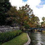 Photo of San Antonio River