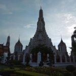 Wat Arun (Tempel der Morgenröte) Foto