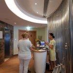 Emily has a nice Customer Service - Lemon Lounge at Ramada Abu Dhabi Corniche Abu Dhabi | Groupo