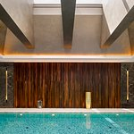 Designed with aesthetic simplicity the pool is the perfect setting to awaken your senses.