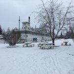 Pioneer Park in November