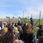 Inmate as tour guide - very moving