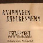 Knäppingen Spiseri & Bryggeri