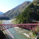 黒部峡谷トロッコ電車 (富山県 黒部市)
