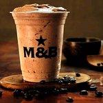 Mugg & Bean iced coffee